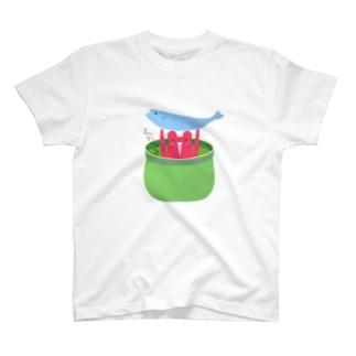 とったじょ君 T-shirts