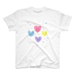 こころの色 T-shirts