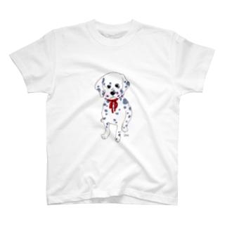 ダルメシアンT T-shirts