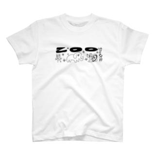 ものくろずー T-shirts