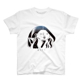 涼しい目の女2 T-shirts