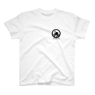 スワン 井の頭 T-shirts