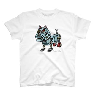 メカニ犬(ゴトータケヲ ) T-shirts