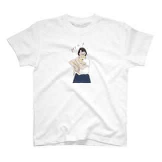 こいぬをだく T-Shirt