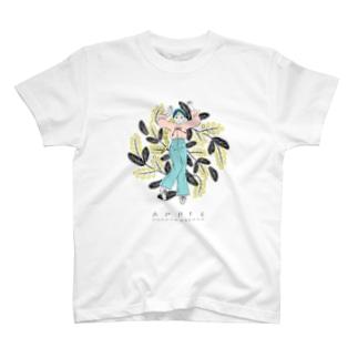 4月のTシャツ T-shirts