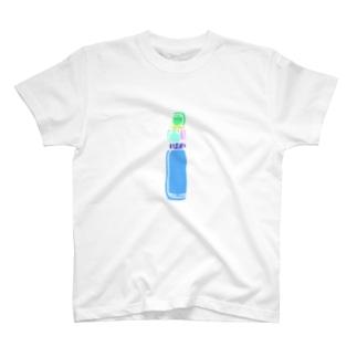 ラムネ瓶 new T-shirts