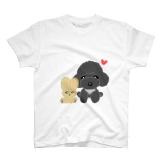 トイプーモコ T-shirts