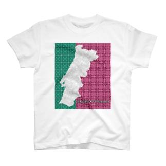 レプーブリカ・ポルトゲーザ(明色) T-shirts