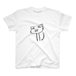猫ちゃん T-shirts
