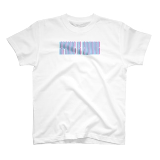 spring is coming Tシャツ