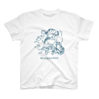 NEKOMAMIRE GR T-shirts
