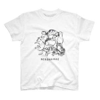 NEKOMAMIRE BK T-shirts
