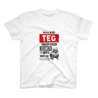 コムタン事務所のテグタンポスター T-shirts