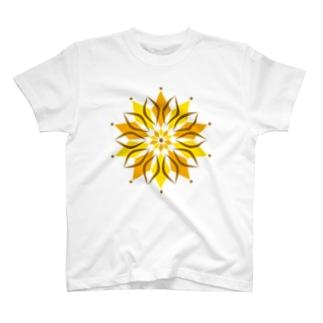 Sun & Flower T-shirts