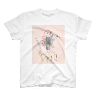 アマビエダンス、イェーイ! T-shirts