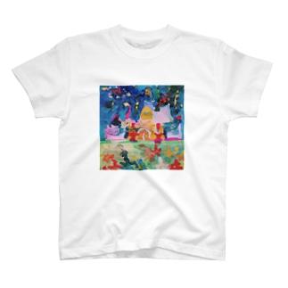 お城 T-shirts