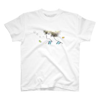 海がーる T-shirts
