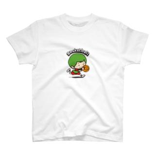 TOYO2バスケT T-shirts