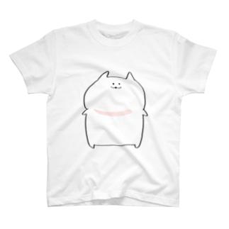 シンプルねこ T-shirts