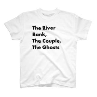 映画『土手と夫婦と幽霊』 T-shirts