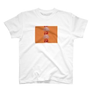 マリーゴールド T-shirts