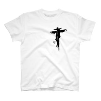〝scarecrow〟T-shirt T-shirts