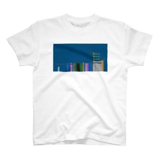安全・一番・フォ〜 イッル T-shirts