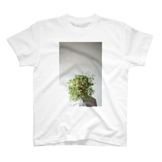 harucameraのharucamera マトリカリア T-shirts