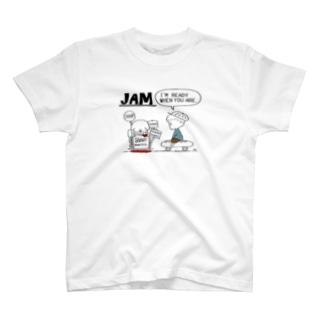 JAM BOY T-shirts