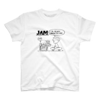 JAM&BOYmono T-shirts