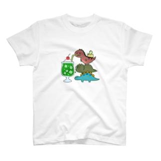 クリームソーだいなそー(小さめ) T-shirts