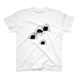 塩むすび T-shirts
