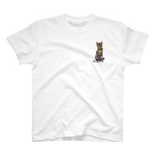 おすわり子ひなた T-shirts