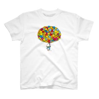 フラッフィー・バブール T-shirts