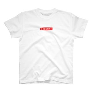 SALAMAT RED T-shirts