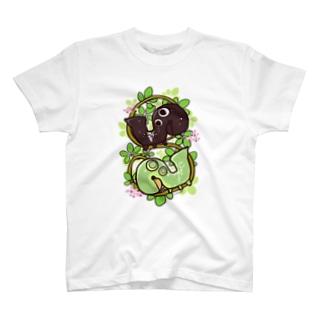 アケビコノハ T-shirts