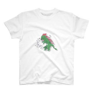 ヤギとチュパカブラのTシャツ T-shirts