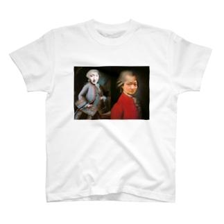 モーツァルマッシュアップ T-Shirt