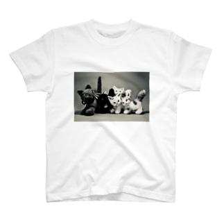 gyunyuyaのfamily T-shirts