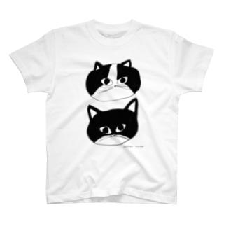 ねこ兄弟② T-Shirt