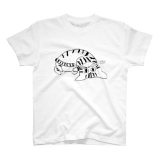 くねくねねこ T-Shirt