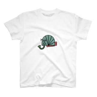 おぱびにあむし T-shirts
