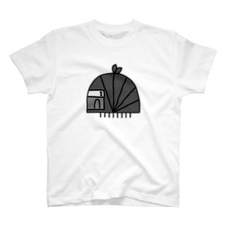しのびむし T-shirts