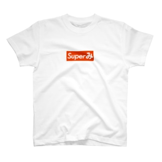Superみ T-shirts