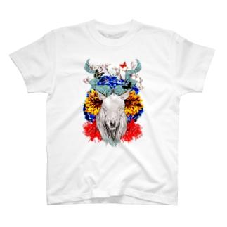 【ネマレ屋】マーコール T-shirts