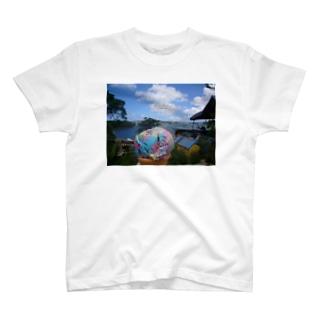 レインボー アイスクリーム T-shirts