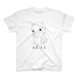 ネコチャン T-shirts
