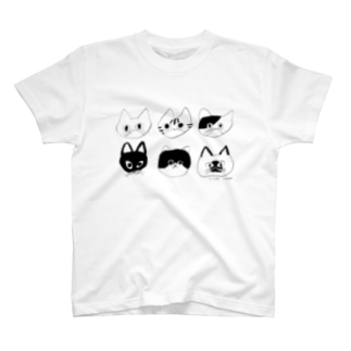 ねこ兄弟③ T-Shirt