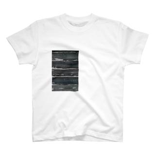 木目調 T-shirts