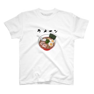 ラメーン T-shirts